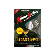 KamaSutra LongLast Condoms